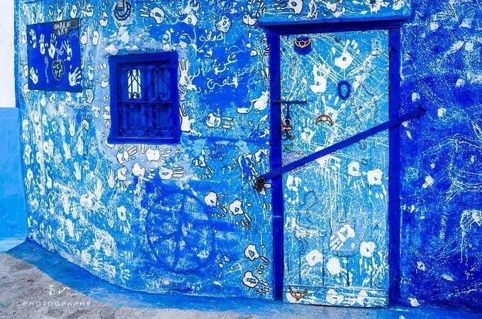 数不清的图案设计师的天堂,你不知道的摩洛哥由此展开