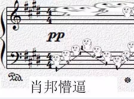 一波学钢琴的人才懂的表情包图片
