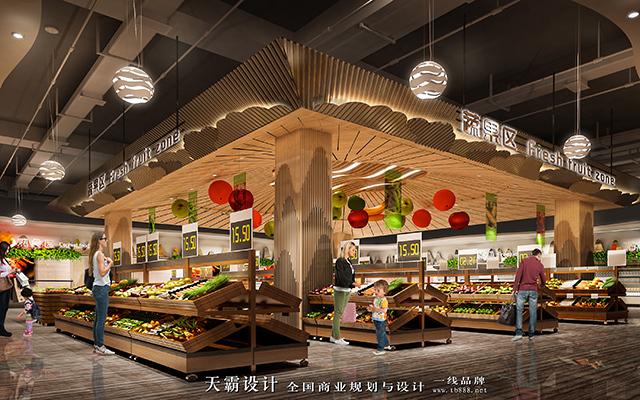 主题型永州商业空间装修设计项目可放心交给天霸设计