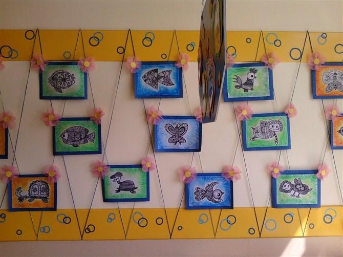 幼儿园环境创设图片(一)图片