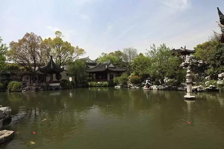 静思园小巧别致,又有皇家园林的宏大气派,九曲回廊,湖光山色,亭台图片