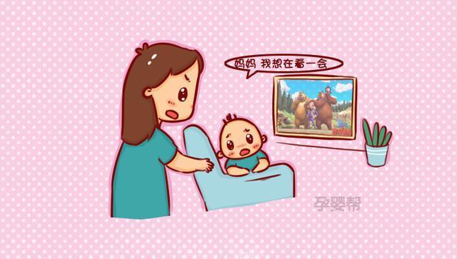 母婴 正文  3,孩子边吃东西边看电视,嘴里的食物往往咀嚼不够,容易