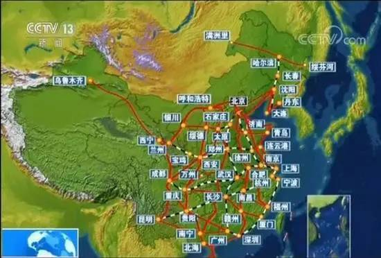 连接黑龙江省哈尔滨和牡丹江的哈牡高铁最长隧道——虎峰岭隧道20日
