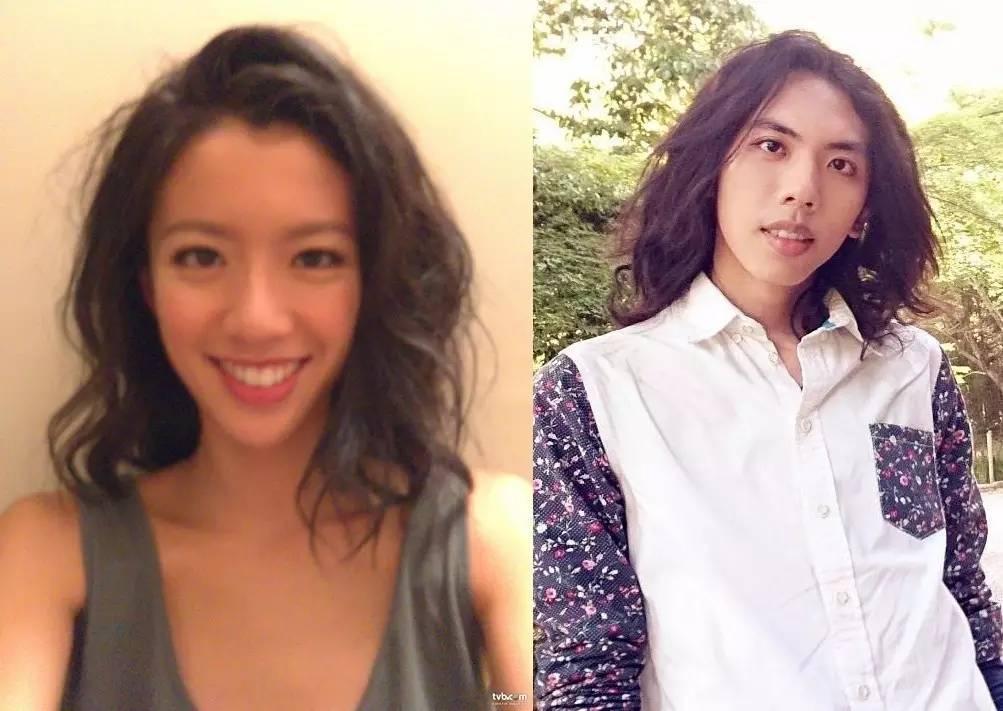 发型决定一切,这些TVB艺人变了发型竟成另一个样?!