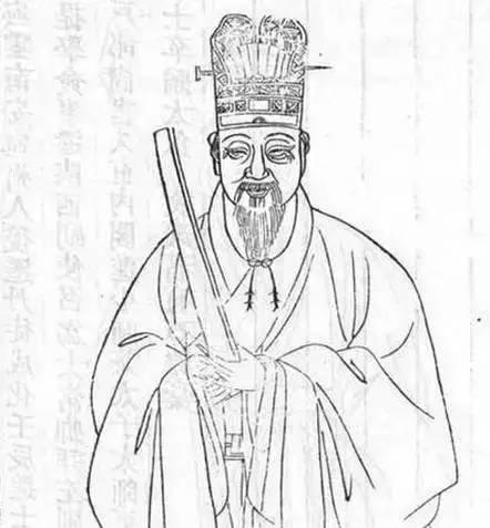 云南古镇线稿手绘