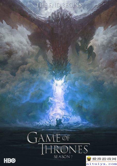 《权力的游戏》冰龙喷塌长城,冰龙焰攻击力到底有多高图片