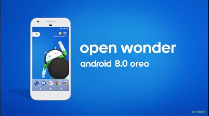 谷歌发布下一代安卓系统Android Oreo的照片 - 1
