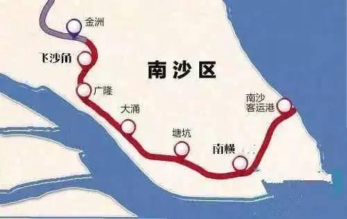 安顺黄埔新区规划图