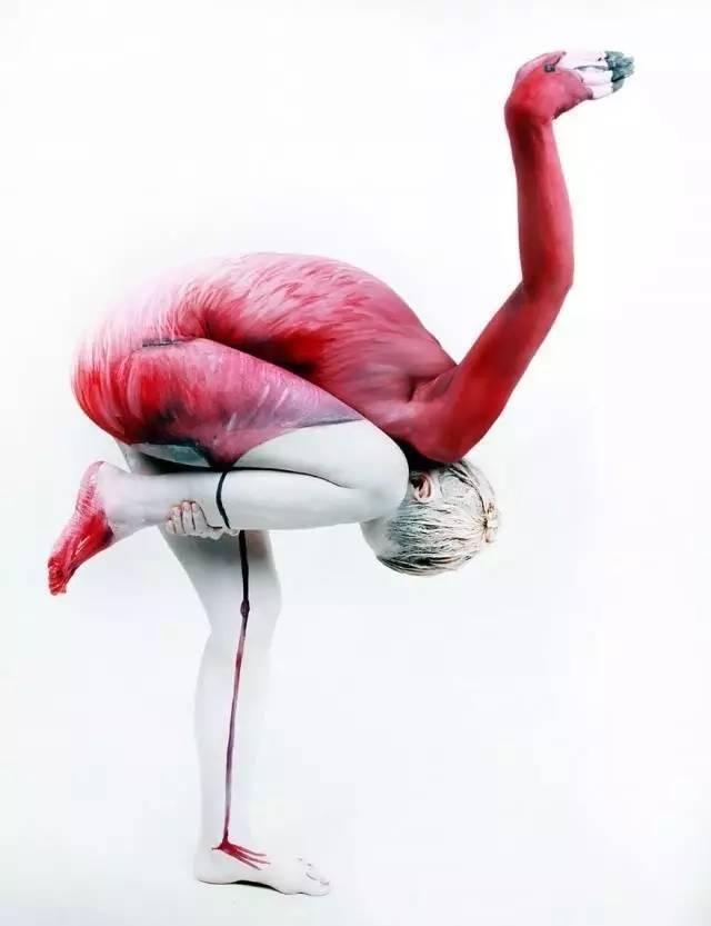 晓玉的人体艺术_娱乐 正文  太不可思议!这居然是人体艺术, 太漂亮了!