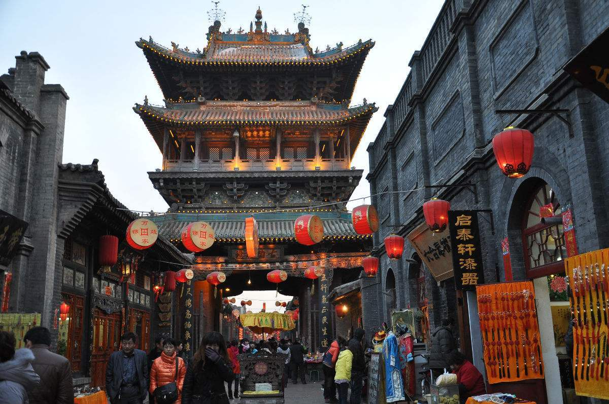 中国 保存最为完好的四大古城 ,你去过几个
