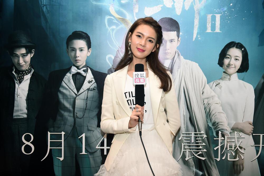 """专访""""小丁猫""""陈瑶:为了演好男人 穿16cm高跟鞋"""