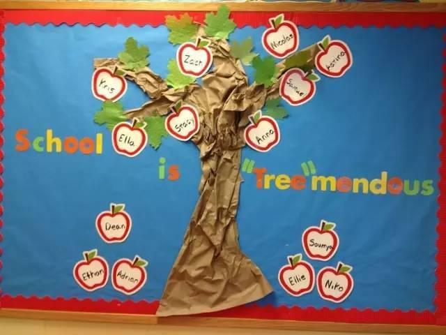 手工| 100种幼儿园秋季创意手工 主题环创 树叶粘贴画
