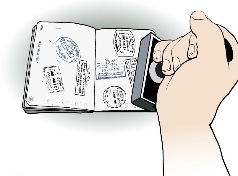 干货:出国旅行,边检通常都会问哪些问题?
