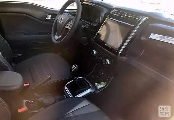路虎再遭殃,长安欧尚新款SUV神模仿发现4高清图片