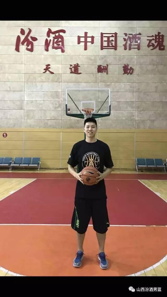 官宣:山西汾酒男篮与原山东高速男篮球员李敬宇签约