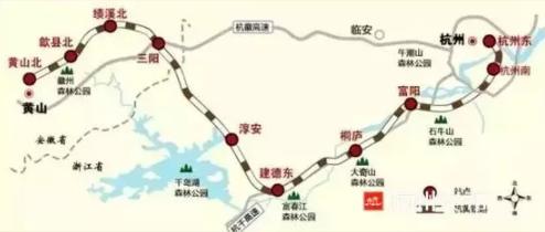 下半年杭州交通有大变化地铁直达临安区