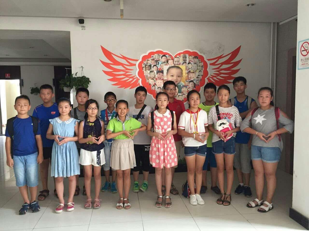 在行走中成长丨走进青岛市儿童福利院——2012级2班家委会组织假期研
