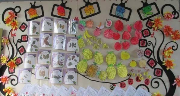 手工| 100种幼儿园秋季创意手工+主题环创+树叶粘贴画