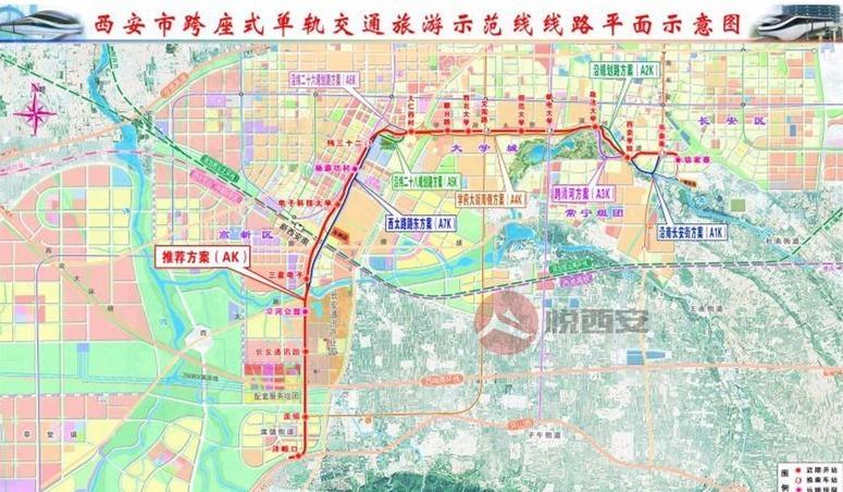 富平县城区最新规划图