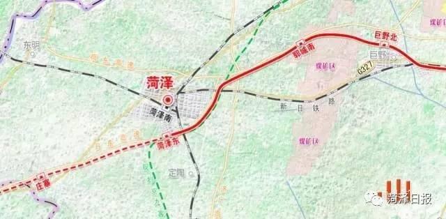 菏泽佃户屯片区规划图