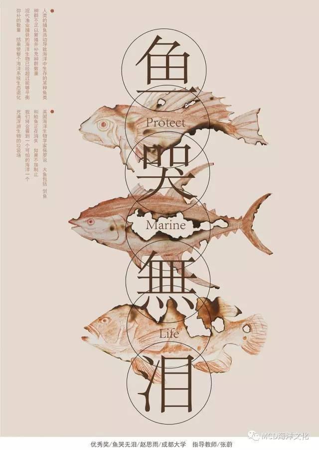 全国大中学生第六届海洋文化创意设计大赛 获奖作品选图片