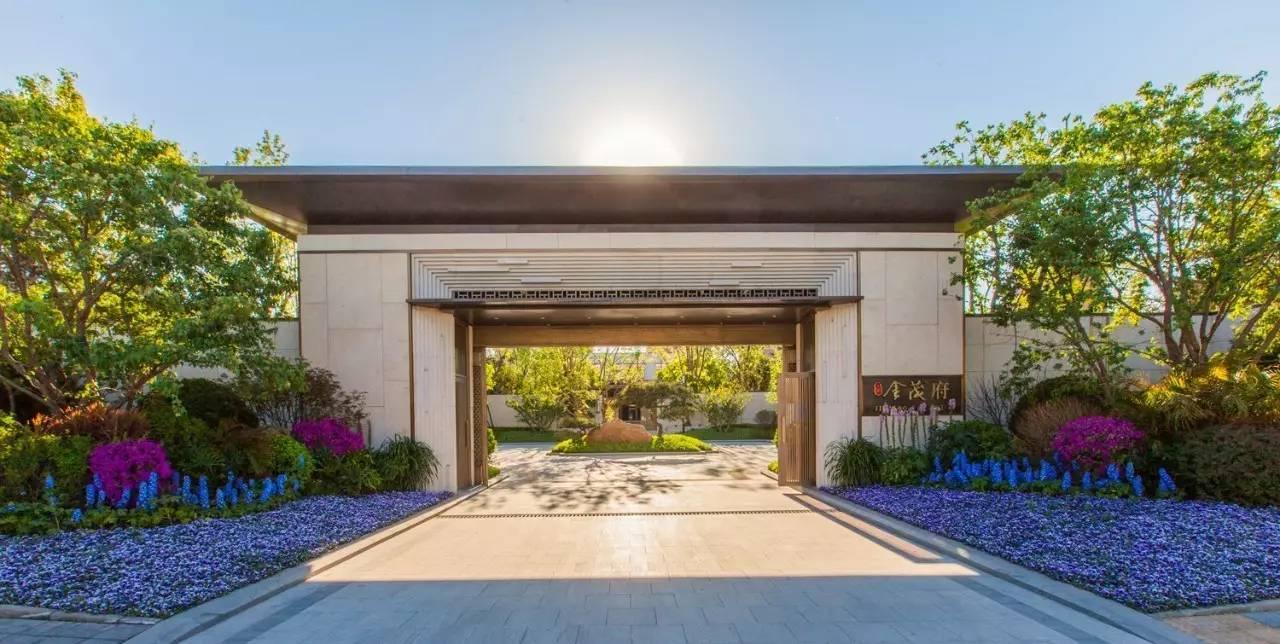 精彩回顾|园景人顺景专业北京顶级学费景观考察伦艺室内设计豪宅园林图片