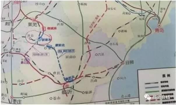 曲阜南部新区规划图