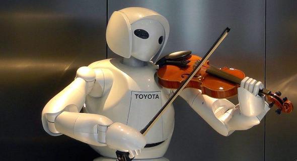 人工智能也是大艺术家!AI歌曲网络爆红,未来歌手们要失业了!