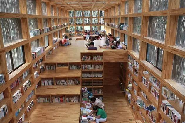 世界最美的图书馆