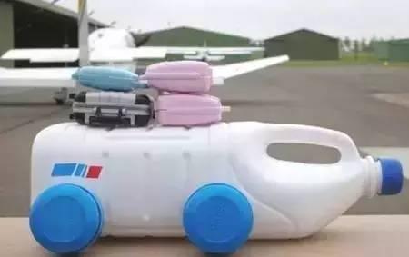 塑料瓶做汽车手工制作大全