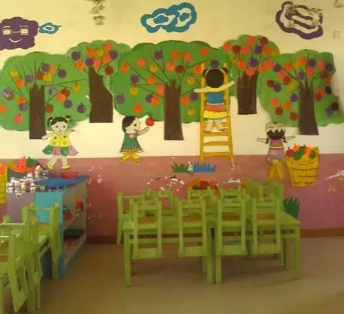 【环创】新学期幼儿园教室各区角环境布置!