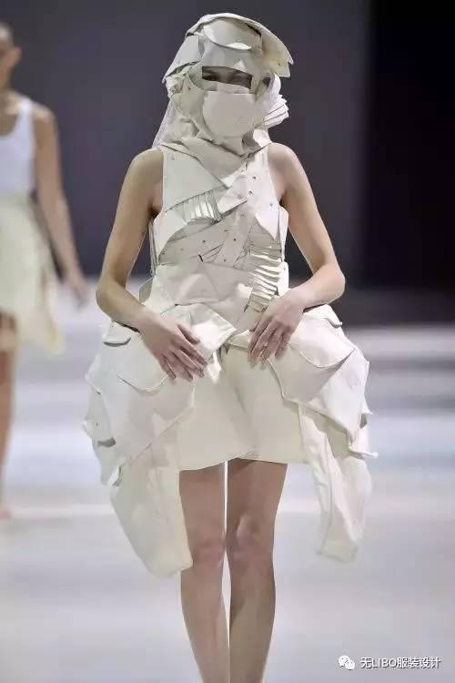 毕业设计系列   那些脑洞大开的创意服装(这脑洞女娲图片