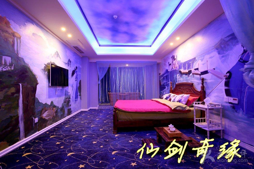 七夕酒店 成都一览情趣攻略,描写不谢!_搜狐旅拿走四时情趣中的枕草子图片