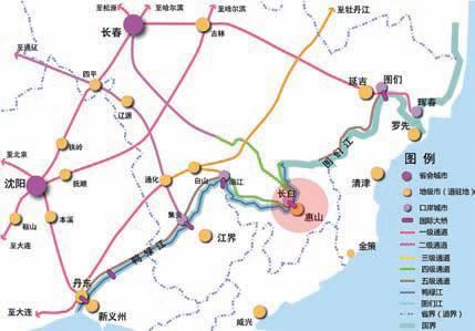 生态敏感地区的转型与再生——以《吉林省长白县城乡发展规划》为例