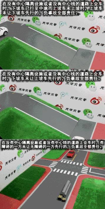 驾考新规10月1日实施 27种常见全责交通事故3D动态图演示 老司机也要看