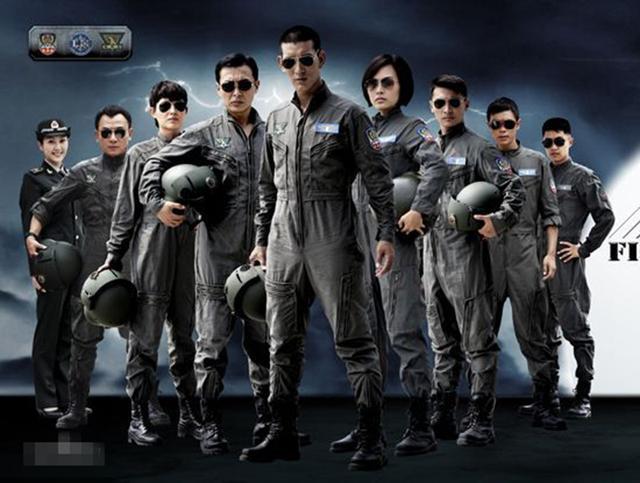 娱乐 正文  图片:电视剧《长空铸剑》(2004),吴京安,牛莉,胡亚捷等