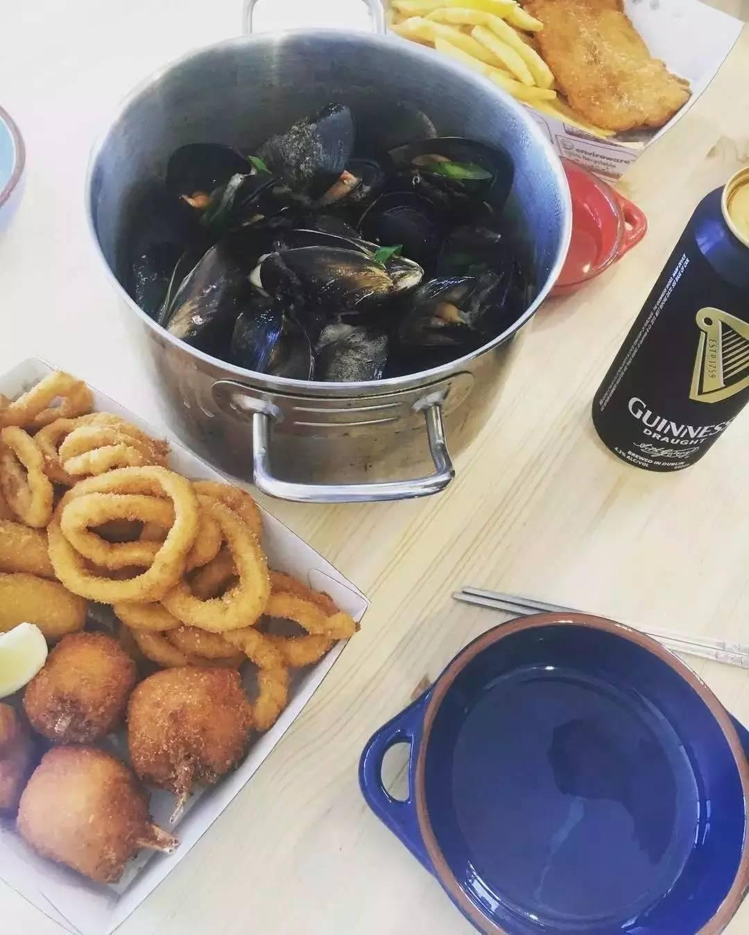 Australia在黄金海岸想吃到最新鲜的海产,绝对要去海鲜市场!