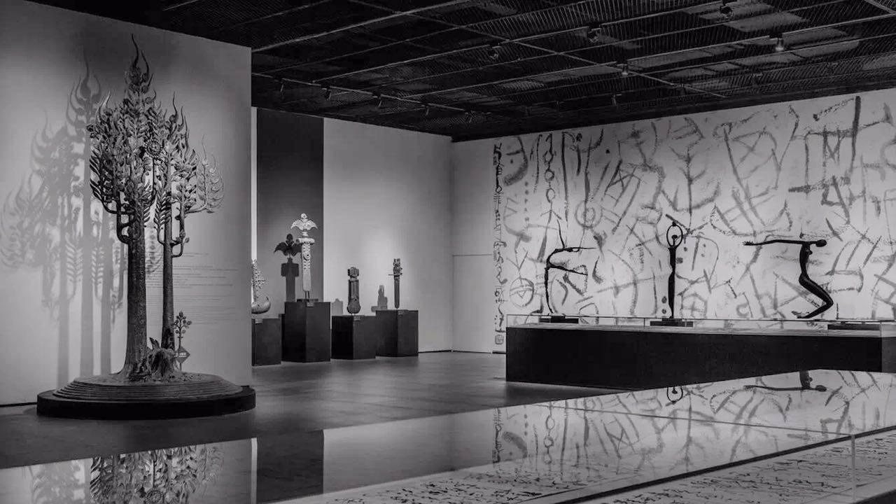 韩美林艺术馆,浙江美术馆等一系列文化空间的设计作品赢得媒体的关注图片