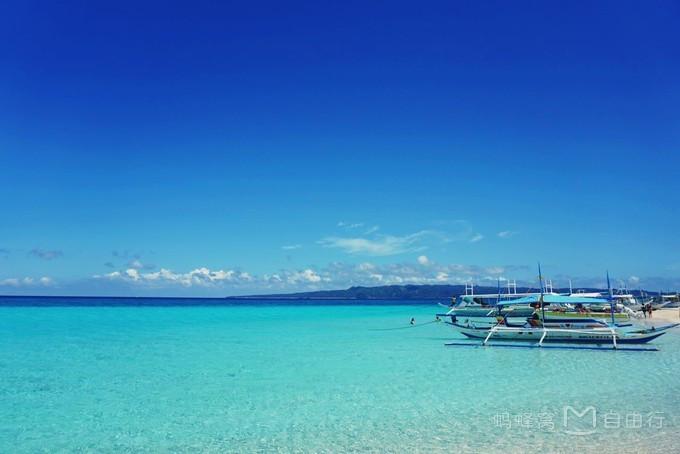 去菲律宾长滩岛呀!