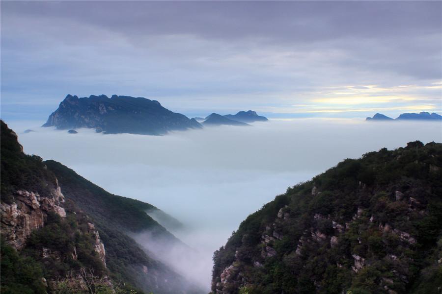 容..�.�_【节气处暑】初秋登山观云海,在河南这10个地方不容错过!