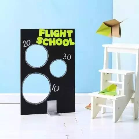 营地目标 初级探索 空气动力学相关原理 让孩子制作的纸飞机有 理论图片