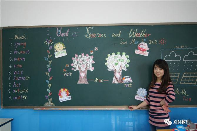 a小学了我的小学!小学英语课堂教学板书展板书方程式数学图片