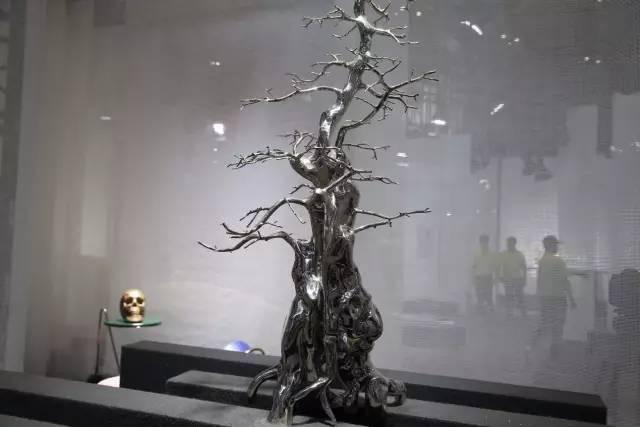 """设计快递这个展览有点炫""""无界之合""""跨界家居艺术展开启神秘面纱"""
