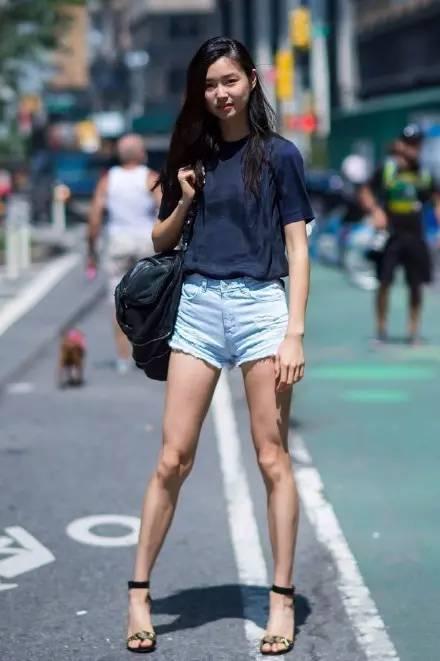 维密试镜舔屏中国超模的大长腿