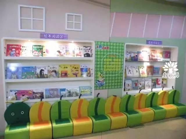 区角大合集:美工区,阅读区,娃娃家,新学期重点推荐|一图片
