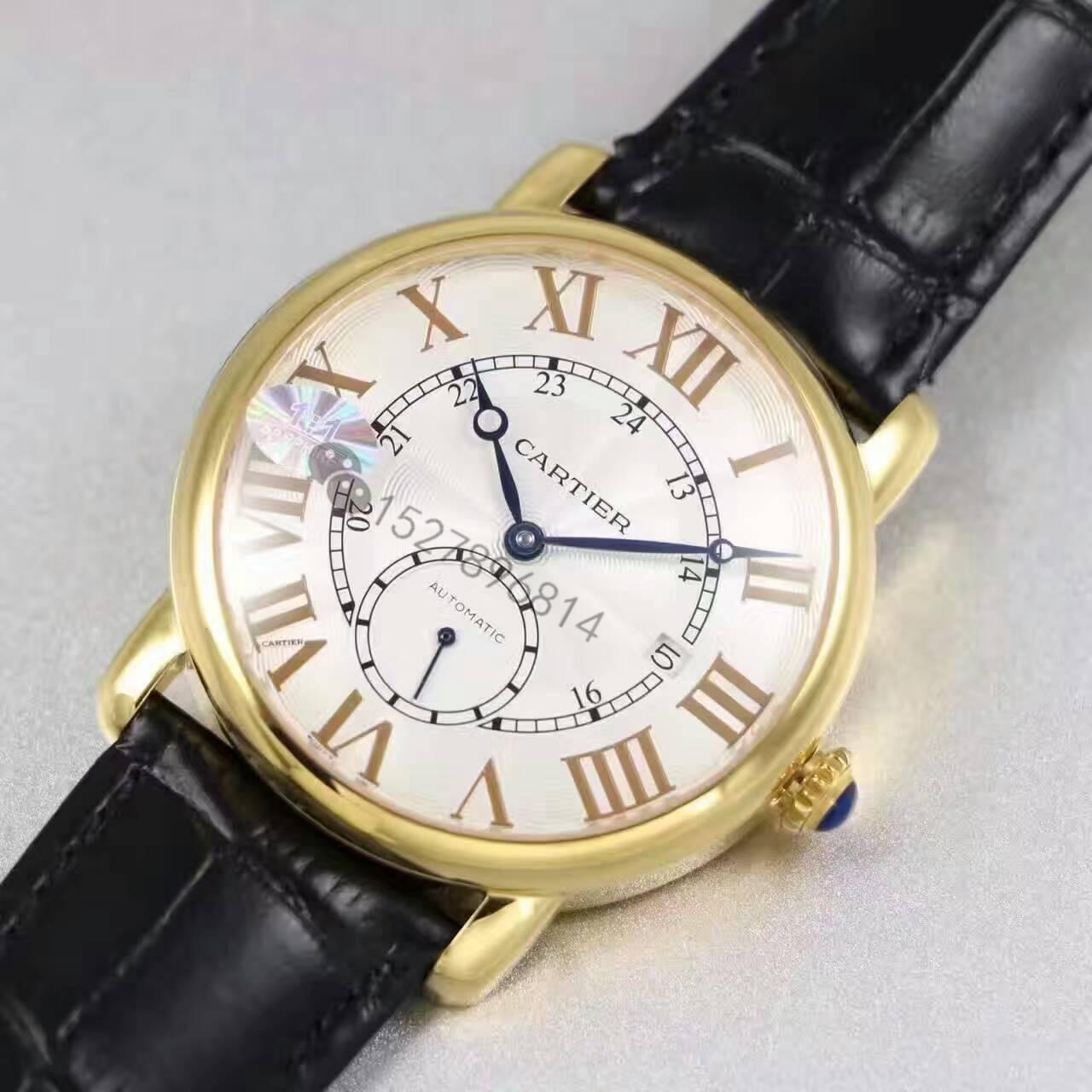 遇到这几款精美绝伦的腕表就收了吧 复刻卡地亚经典款式鉴赏