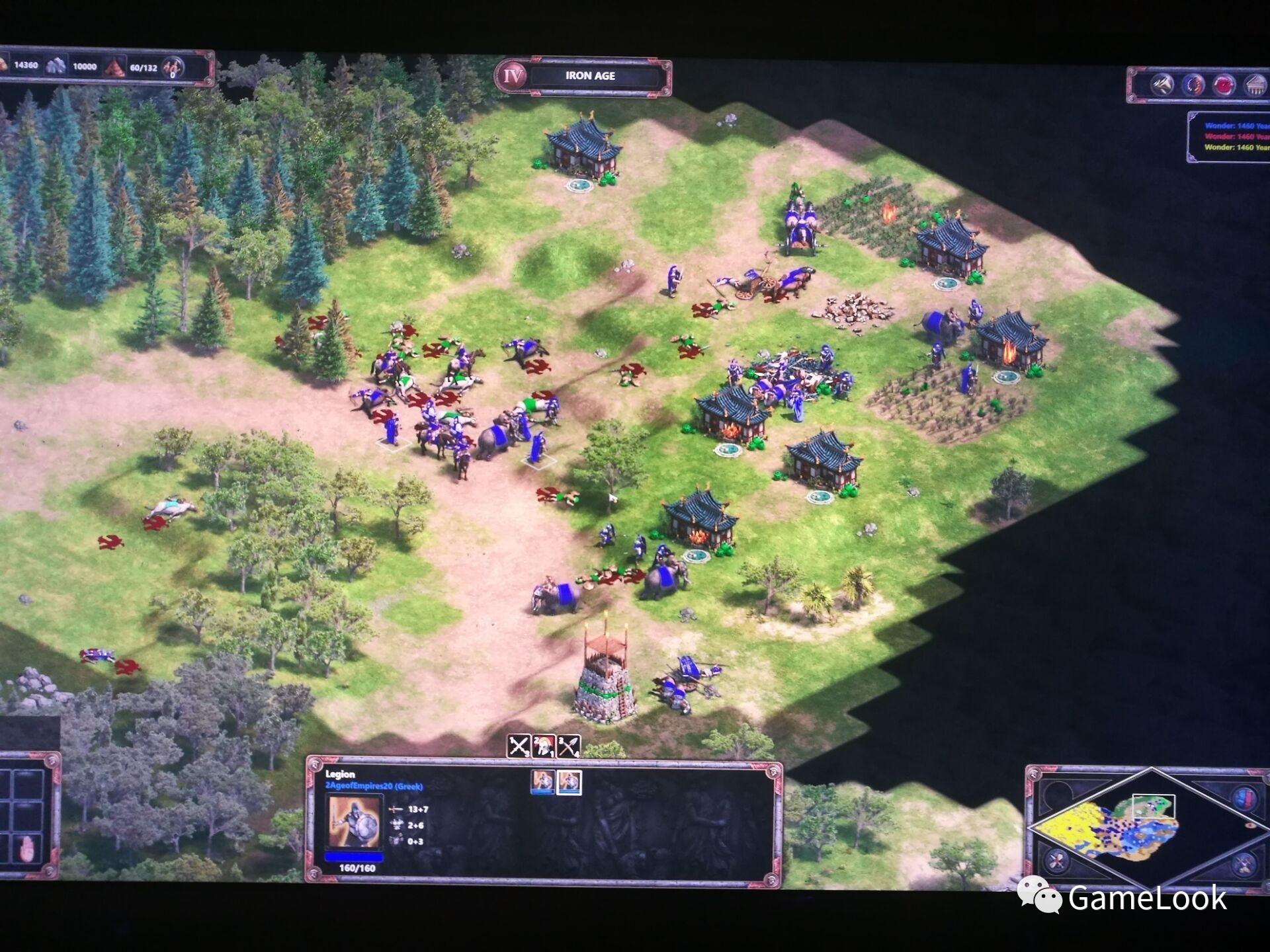 微软宣布 帝国时代4 开始开发 终极版将登陆国区