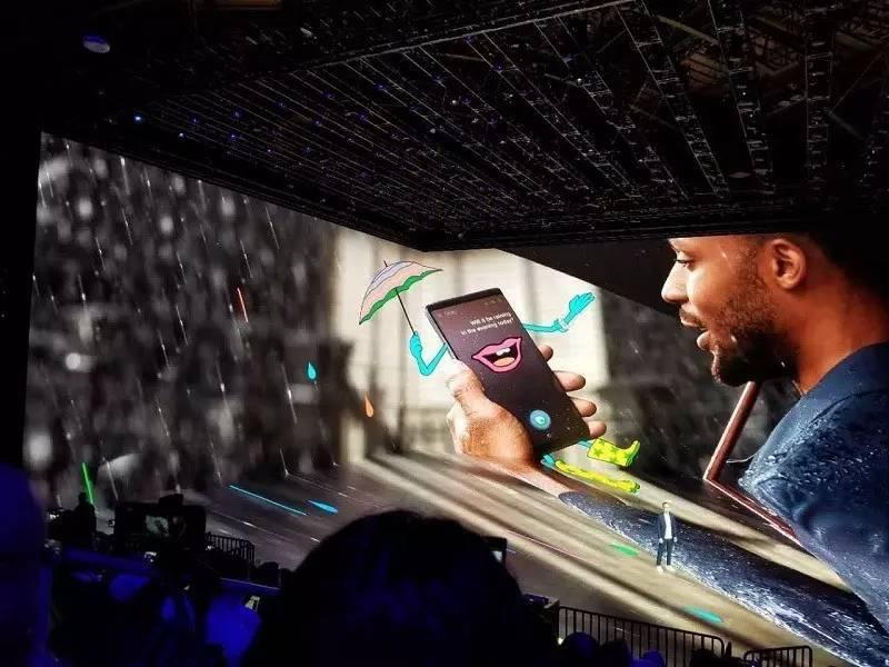 三星Galaxy note 8,全球智能手机引领者