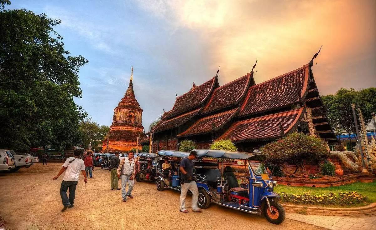 """""""泰""""享旅行:9天老挝/泰国/清迈/金三角自驾之旅"""