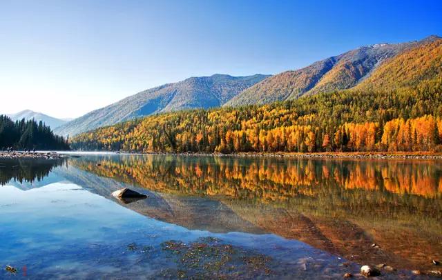 秋天,新疆最美的几个地